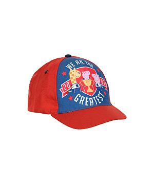 Latest Branded Peppa Pig We Are The Greatest Boys Children Cap PL727
