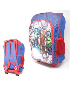 Deluxe Trolley Backpack Avengers ___TM1019HV-7562T