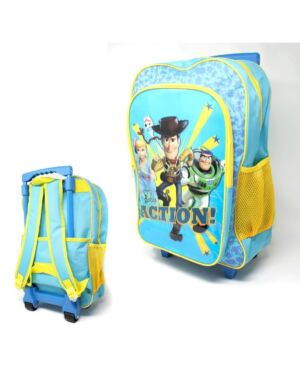 Deluxe Large Trolley Backpack with front pocket Toy Story PL1253