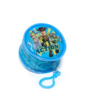 Zipped Round Coin Purse with key FOB Toy Story___TM1564-9184