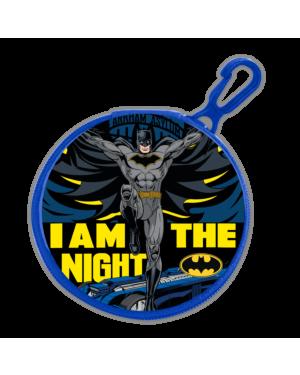 Zipped Round Coin Purse with key FOB Batman___TM1564-9310