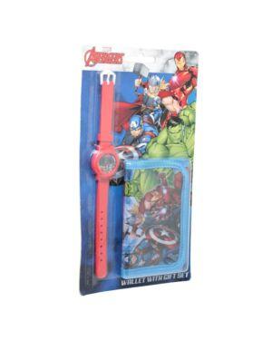 Watch Wallet set on Blister Avengers PL1557