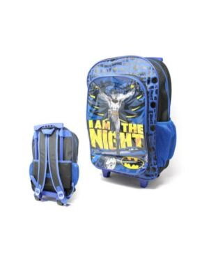 Deluxe Large Trolley Backpack Batman PL1138