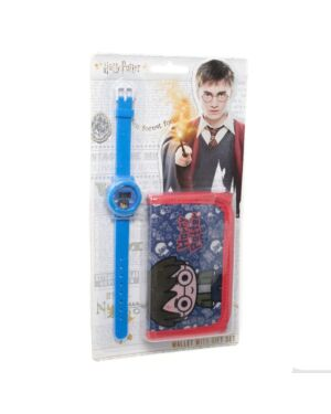 Watch Wallet set on Blister Harry Potter PL1559