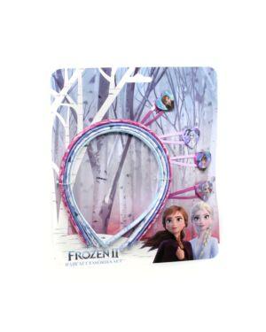 Frozen 4pcs Hair Bands & 4pcs hair clips PL1157