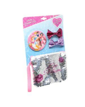 Sequin Purse hair accessories set Princess PL1494