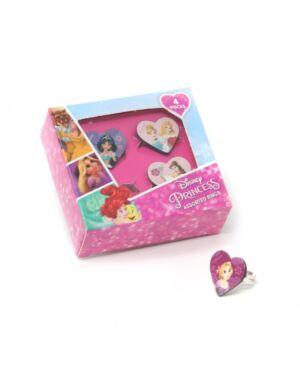 Princess 4 ring gift box set PL1148