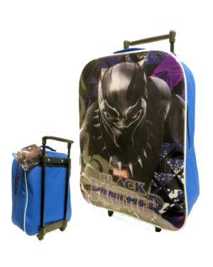 Standard Foldable Trolley Black Panther___TM14761-8353