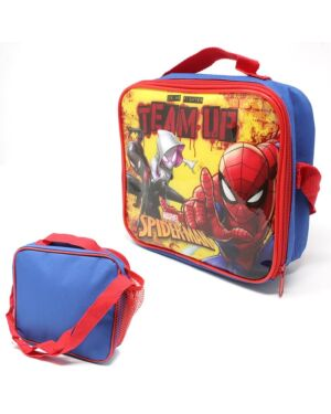Lunch Bag Spiderman___TM1225HV-9183