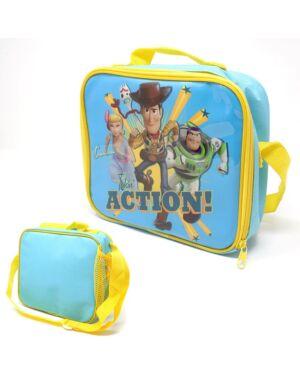 Toy Story Lunch Bag with side pocket and shoulder strap ___TM1225HV-9184