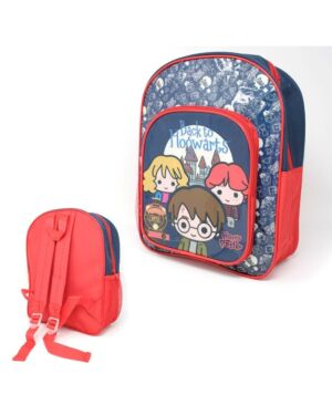 Deluxe Backpack with front & Side Pocket Harry Potter___TM10297-9400