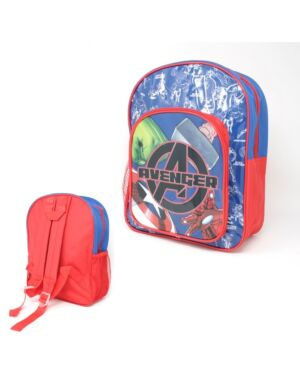 Deluxe Backpack with front & Side Pocket Avengers___TM10297-9588