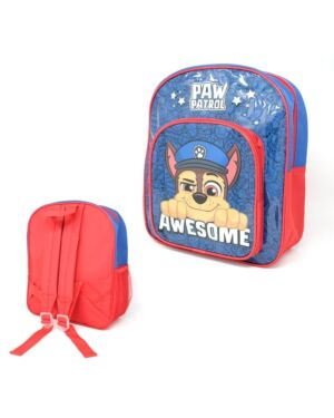 Deluxe Backpack with front & Side Pocket Paw Patrol___TM10297-9594