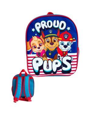 Premium Standard Backpack Paw Patrol PL0052