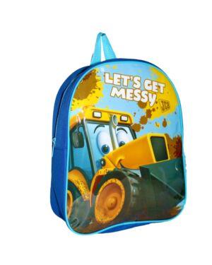 Backpack lets get messy  jcb with side mesh pocket___TMJCB KD - 04 9381