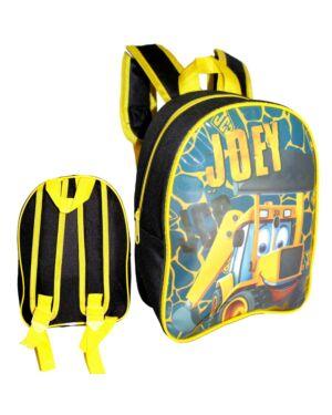 25cm Backpack  Joey JCB with side mesh pocket___TMJCB KD - 05 9382