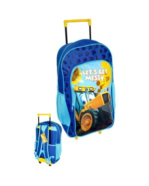 Deluxe Large Trolley Backpack Lets Get Messy JCB___TMJCB KD - 01 9381