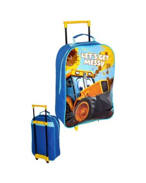 Standard Trolley Lets Get Messy JCB___TMJCB KD - 02 9381