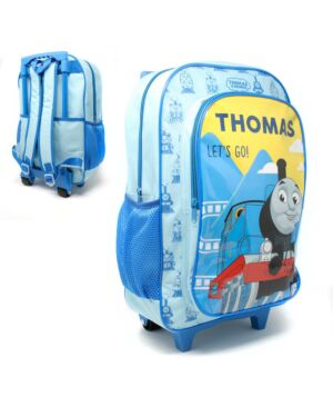 Deluxe Large Trolley Backpack with foldable trolley mechanism  Thomas ___TM 1019HV-9499