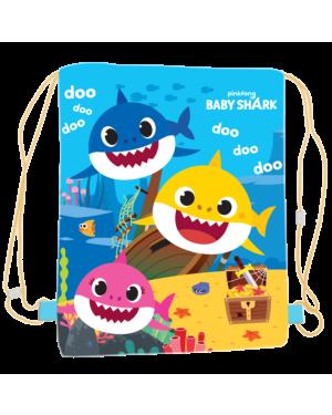 Pull String Bag Baby Shark___TM11055-9295
