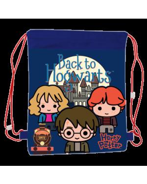 Pull String Bag Harry Potter___TM11055-9400