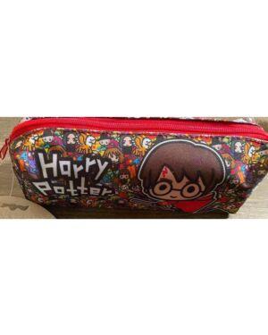 Pencil Case Rectangular Harry Potter__TM-1015F-9719