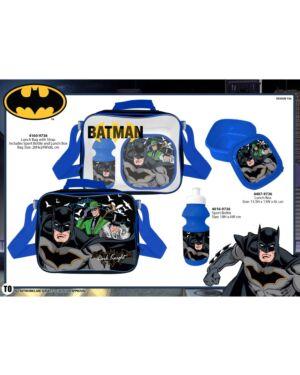 3pcs Lunch set Batman__TM-4160-9736