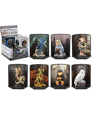 HARRY POTTER MAGICAL CREATURE  MYSTERY CUBE.8PC CDU.