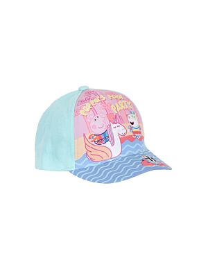Latest Branded Peppa Pig Peppa's Pool Party Girls Children Cap PL726