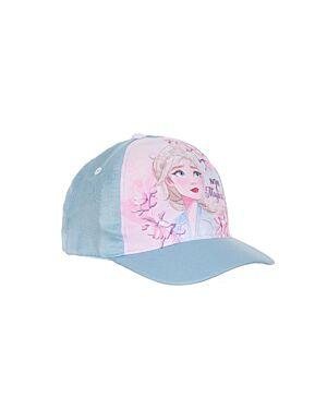 Latest Branded Frozen 2 Elsa Nature Is Magical Girls Cap PL724