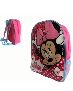 Backpack Minnie with mesh side pocket PL649