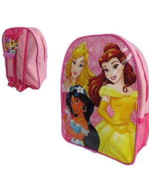 BackPack Princess with side mesh pocket___TM1029HV-8246