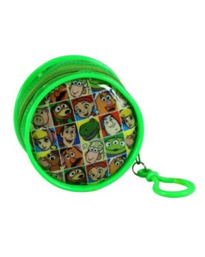 Zipped Round Coin Purse with key FOB Toy Story___TM1564-8396