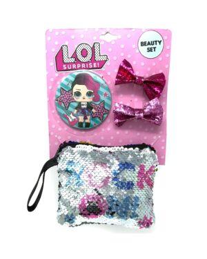 Sequin Purse hair accessories Set LOL Surprise___TM2096-8279