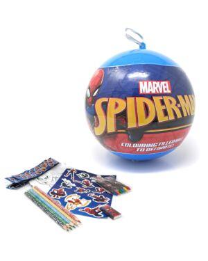 Spiderman 20cm Ball stationery set___TM3479-7747