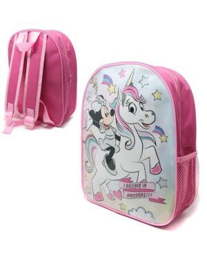 Backpack Minnie Unicorn with side mesh pocket___TM1000E29-8469T