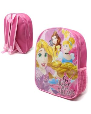 Backpack Princess with side mesh pocket___TM1000E29-8542