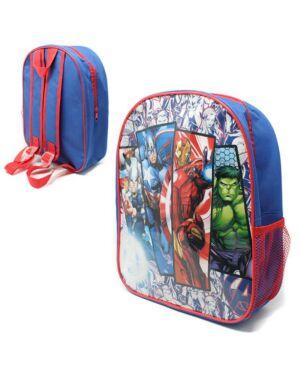 Backpack Avengers with side mesh pocket___TM1000E29-7562T