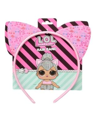 LOL Hair Band with Ears pink___TM2422-8554