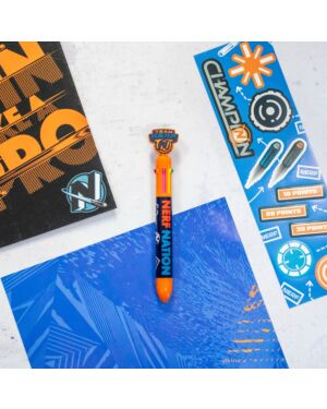 Nerf 8 Colour Pen BSS-SLNF003