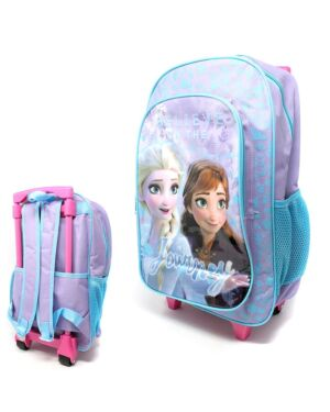 Deluxe Large Trolley Backpack with foldable trolley mechanism  Frozen___TM1019HV-9179