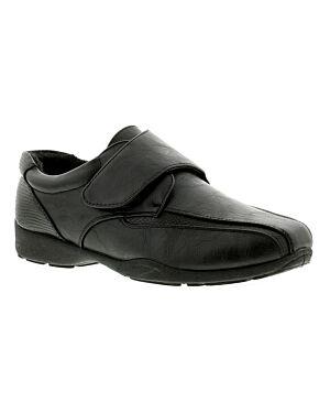 Ladies Shoe A0308BLKPB MARIE 4x8-23421=12 BLACK JBI0104