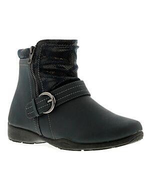Ladies Shoe A7837NVYPA CLIP 4X8-23421=12 NAVY JBI0132