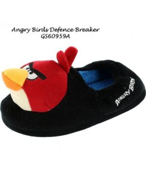 ANGRY BIRDS DEFENCE BREAKER SLIPPERS - MJ4603