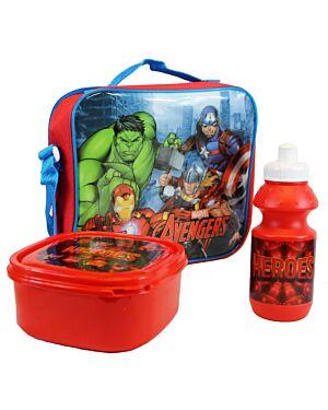 Avengers 3pcs Lunch Set PL1835