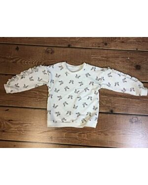 Babies Ex Chain Store Long Sleeve Bunny Top PL419