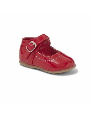 BABY GIRL SMART SHOES WITH A NICE DESIGN QA1023