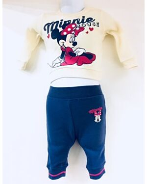 BABY MINNIE MOUSE JOGGING SUIT PL1541