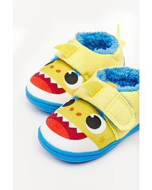 Baby Shark Acorn slipper 5X10 335544___WL-GSS22000
