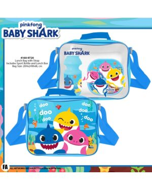 baby shark lunch bag set TM-4160-9270